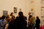 In the show: discussing ideas around collage