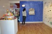 Installation view of The Sea\e Room